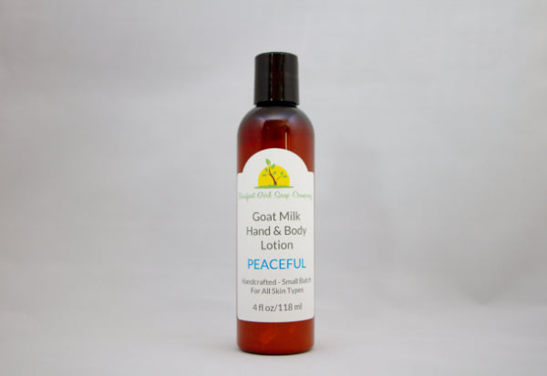 Peaceful Goat Milk Lotion