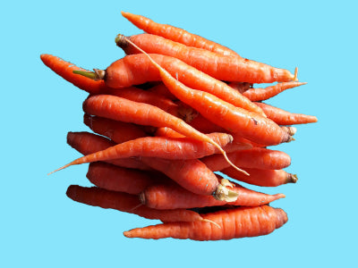 Orange Carrots - 1 Pound