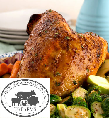 Non GMO • Turkey Breast • 3.50-4.00lbs