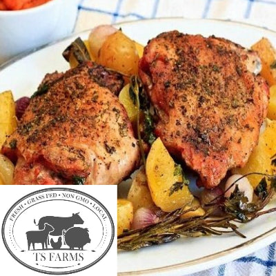 Non GMO • Turkey Thighs • 1.75 -2lbs