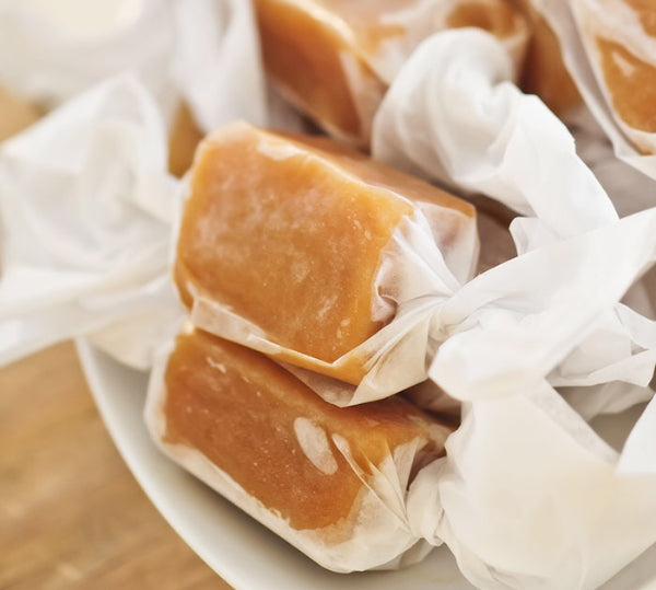 Salted Caramel Candies- 10 Pieces