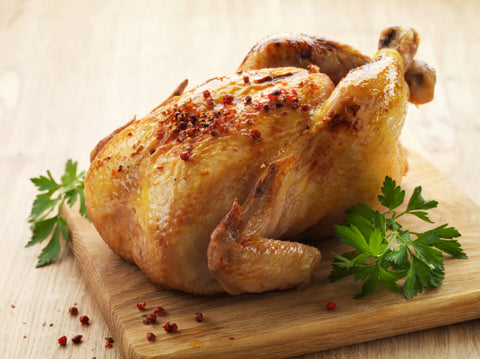 Pasture raised whole chicken - small