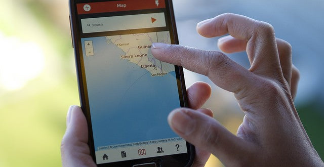 Applications mobiles pour organiser son voyage