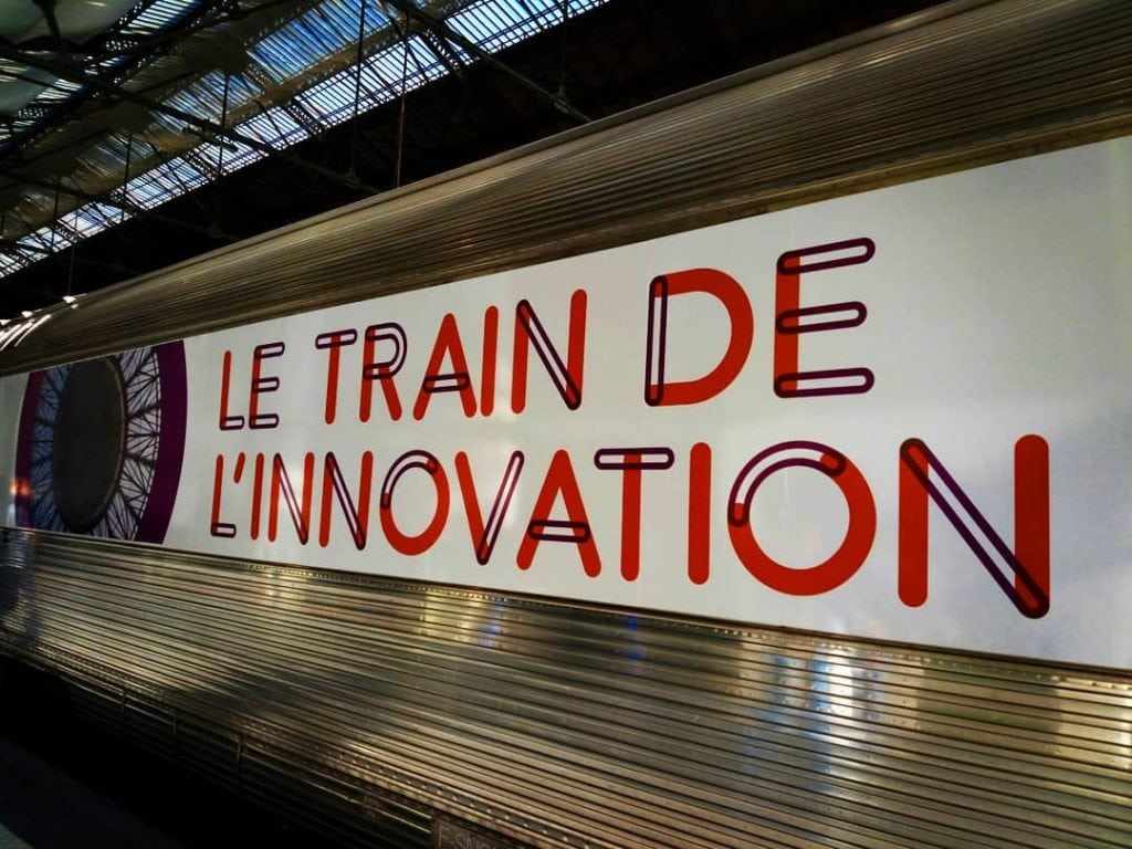 La SNCF raterait-elle le train de l'innovation ?