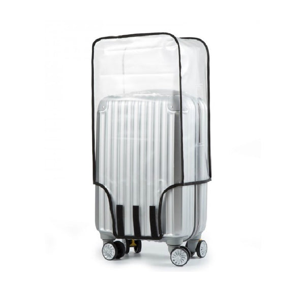 Housse transparente protectrice pour bagage