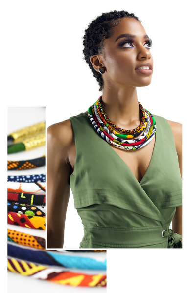 When & Wear x Cloth & Cord-Plunging Neckline