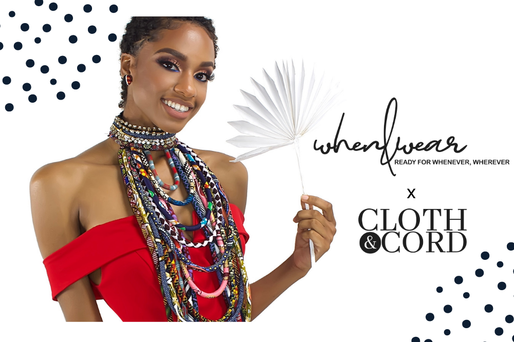 When & Wear x Cloth & Cord | African Necklaces
