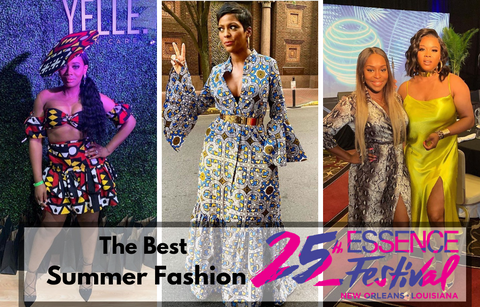 The Best Fashion Trends from Essence Fest 2019
