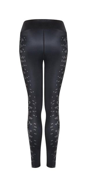 'Pixel Python' Leggings - BESONNEN mindful fashion sustainable