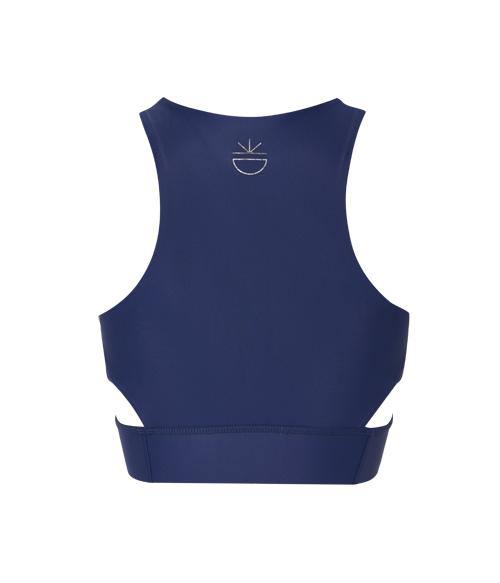 NEW Shape My World Bustier - BESONNEN mindful fashion sustainable - Color:Blau