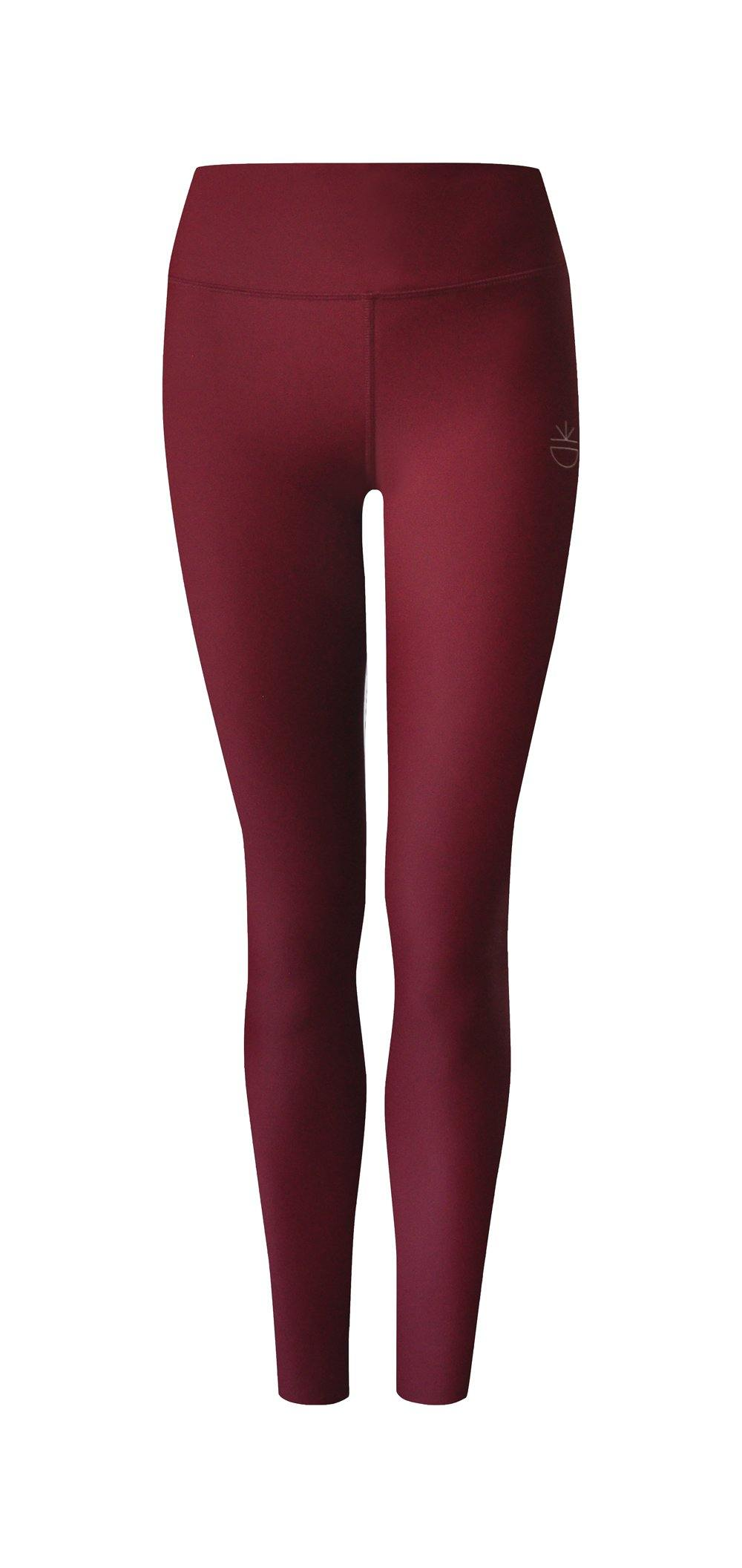 NEW Walk Free Leggings - BESONNEN mindful fashion sustainable - Color:Rot