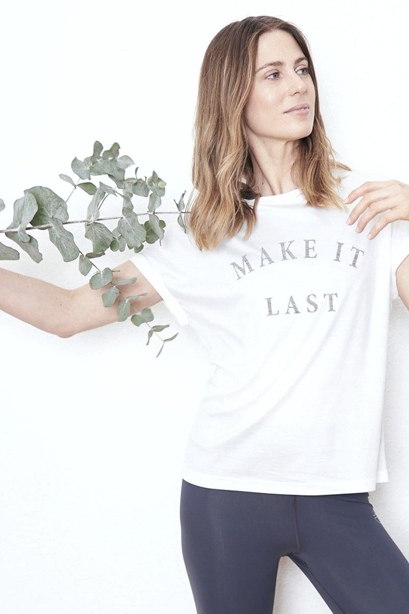 Make It Last T-Shirt - BESONNEN mindful fashion sustainable