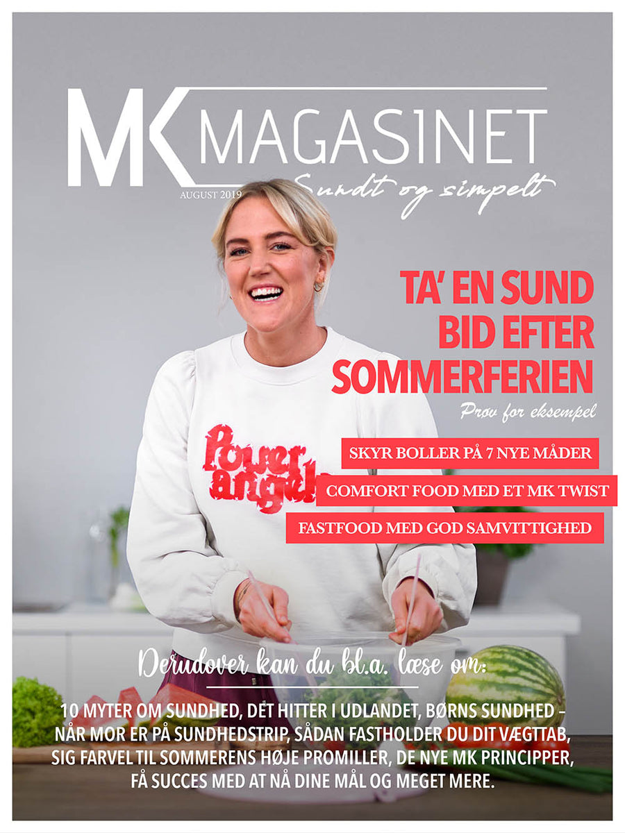 MK Magasinet - August 2019