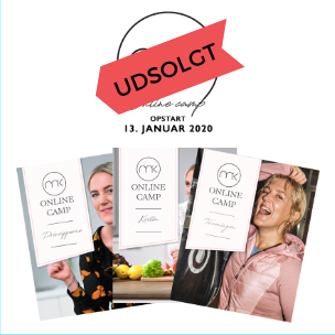 MK online camp - start d. 13. januar 2020 UDSOLGT
