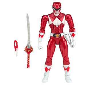 Power Rangers Legacy Head Morph Action Figure Wave 1 - RedGuardian Art & Toys
