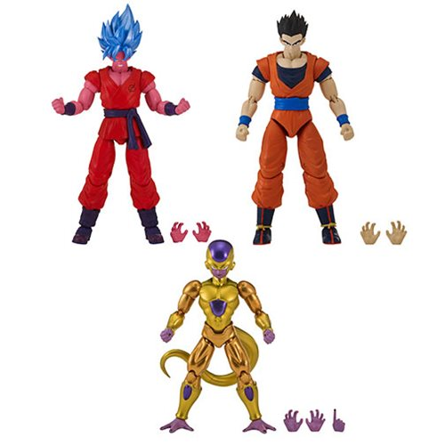 Dragon Ball Stars Action Figure Wave 6 Case - RedGuardian Art & Toys