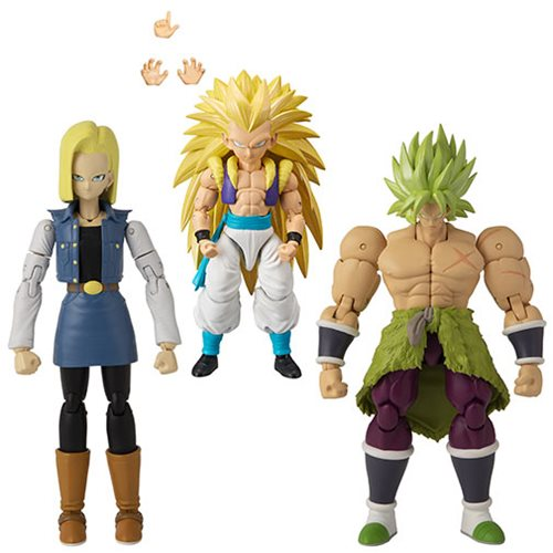 Dragon Ball Stars Action Figure Wave 12 - RedGuardian Art & Toys
