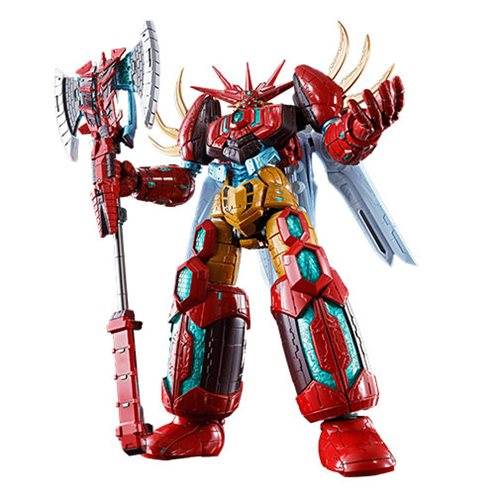 True Getter Robo Manga Ver GX-87 Getter Emperor Soul of Chogokin Action Figure / PRE-ORDER - RedGuardian Art & Toys