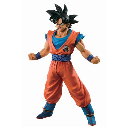 Dragon Ball Son Goku History of Rivals Ichiban Statue
