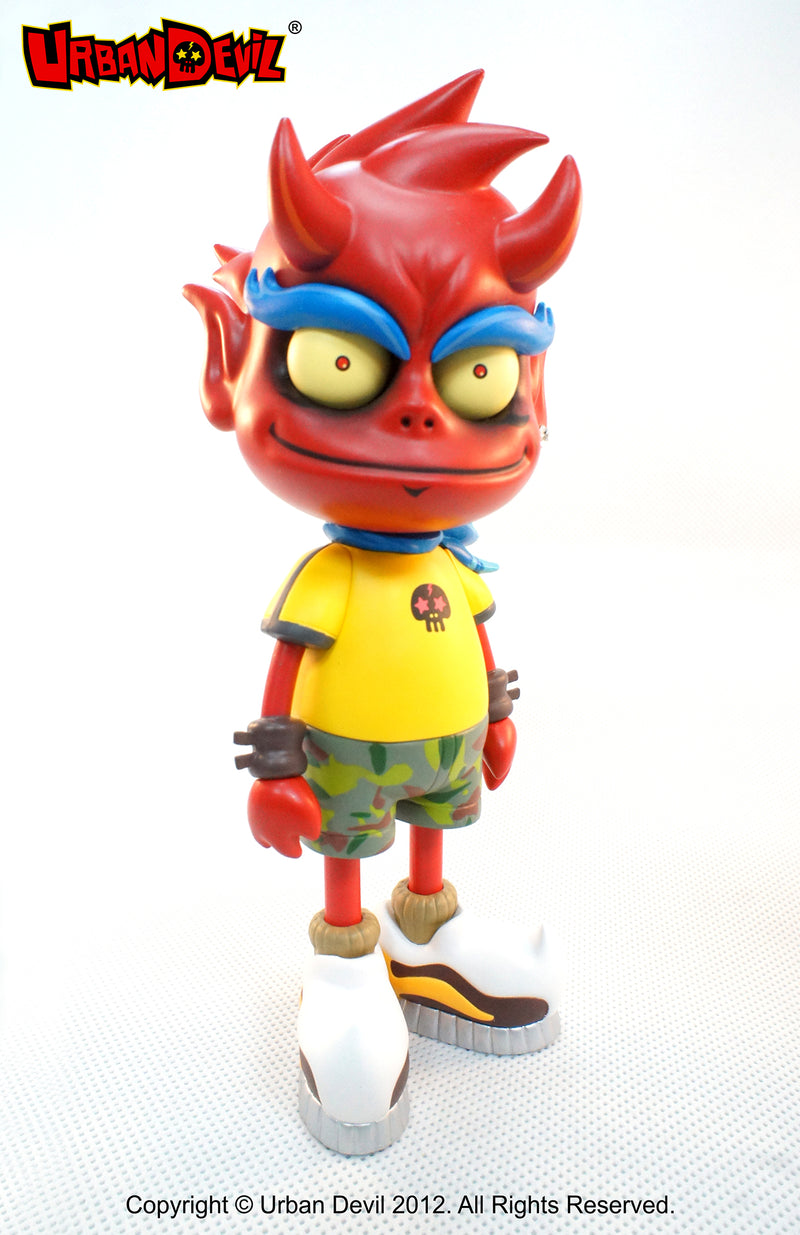 Urban Devil 6-inch figure by PEPPERJERRY - Preorder