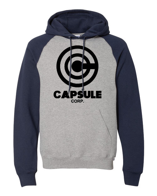 Capsule Corp Pullover Hoodie - RedGuardian Art & Toys
