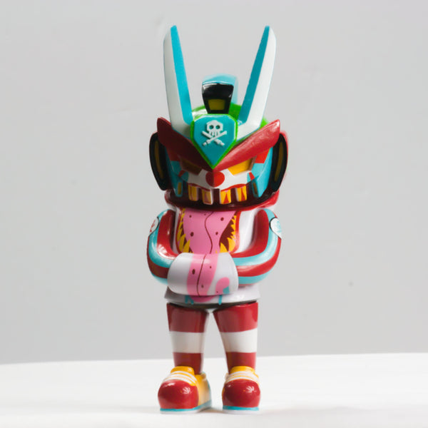 "Creative Clown MICRO TEQ63 3"" by QUICCS x RedGuardian Exclusive"
