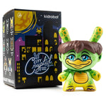 Kidrobot City Cryptid Dunny Open Box Mini-Figures