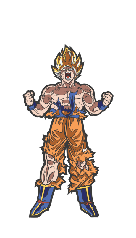 Dragon Ball Super Saiyan Goku