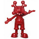 Kranyus RED SPARKLE  Edition by Theodoru x MartianToys