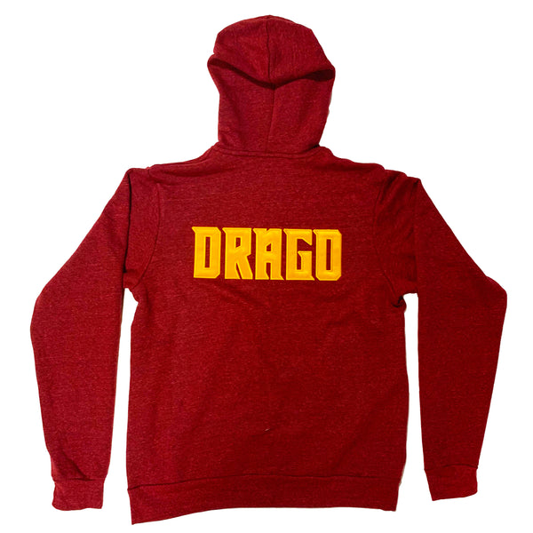 Creed II : DRAGO Sideline Zippered Hoodie