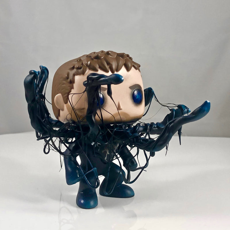 Venom x Tom Hardy Face Reveal - Funko POP Custom - RedGuardian Art & Toys