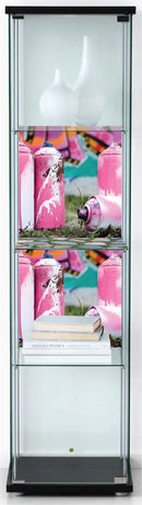 Pink Cans - Background