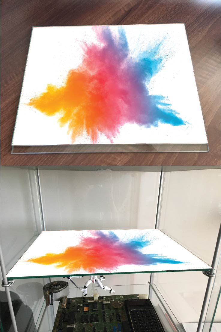 Color Powder - Floor