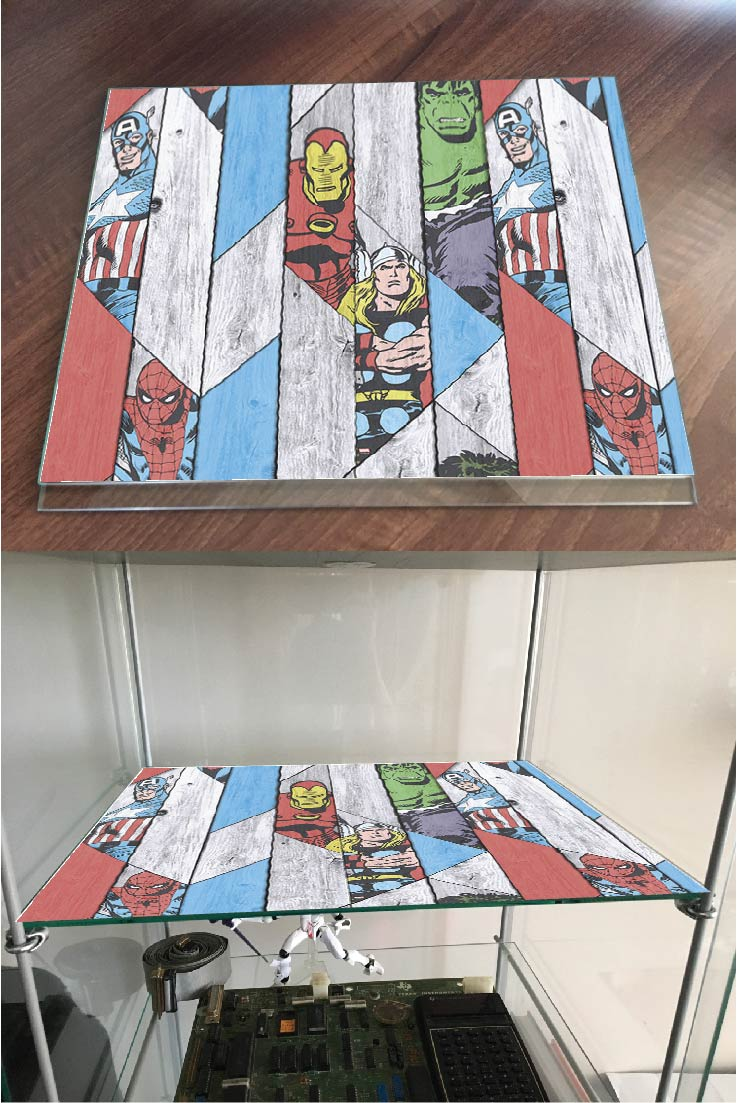 Marvel Planks - Floor