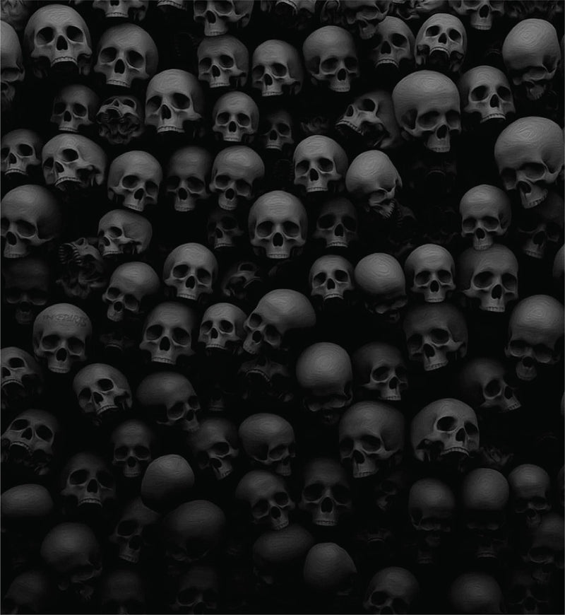 Skulls - Background