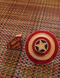 Captain America Shield Pin - RedGuardian Art & Toys