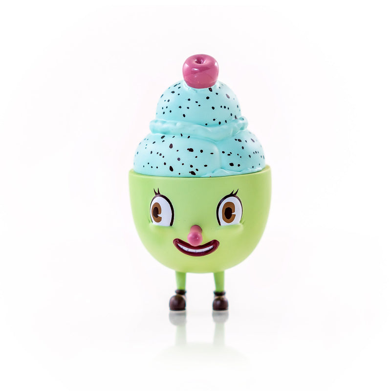Mister Self Indulgence Chocolate Mint  by  Nouar x Martian Toys