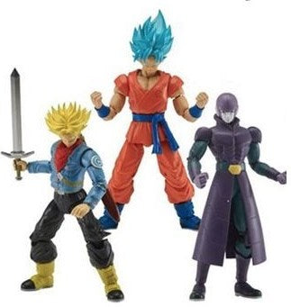 Dragon Ball Stars Action Figure Wave 3 - RedGuardian Art & Toys