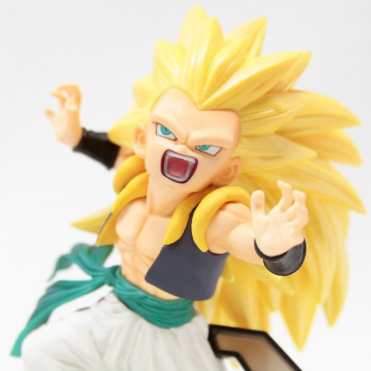 Dragon Ball Super Saiyan 3 Gotenks Rising Fighters Ichiban