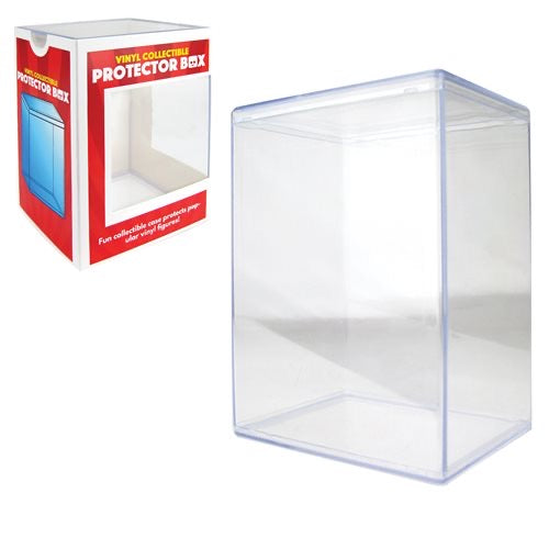Stackable POP Figure Hard Protector Box