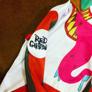 RedGuardian Clowning Around Pullover Hoodies - Cut & Sew Limited Edition - RedGuardian Art & Toys
