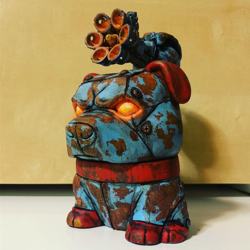 Rescue Dog : Lazarus - RedGuardian Art & Toys