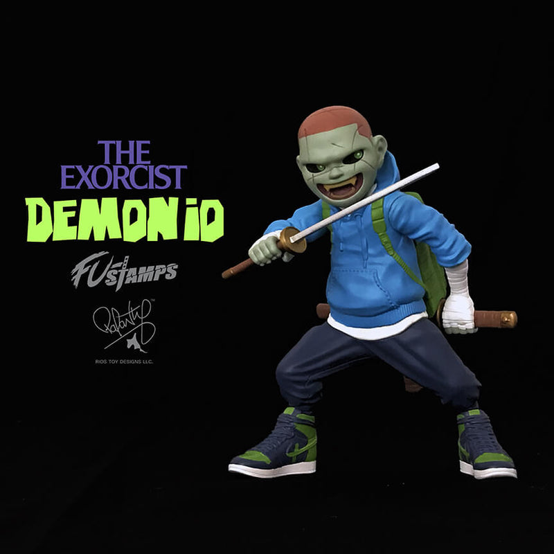 "Demonio ""The Exorcist"" Edition by FU-Stamps x Tenacious Toys"