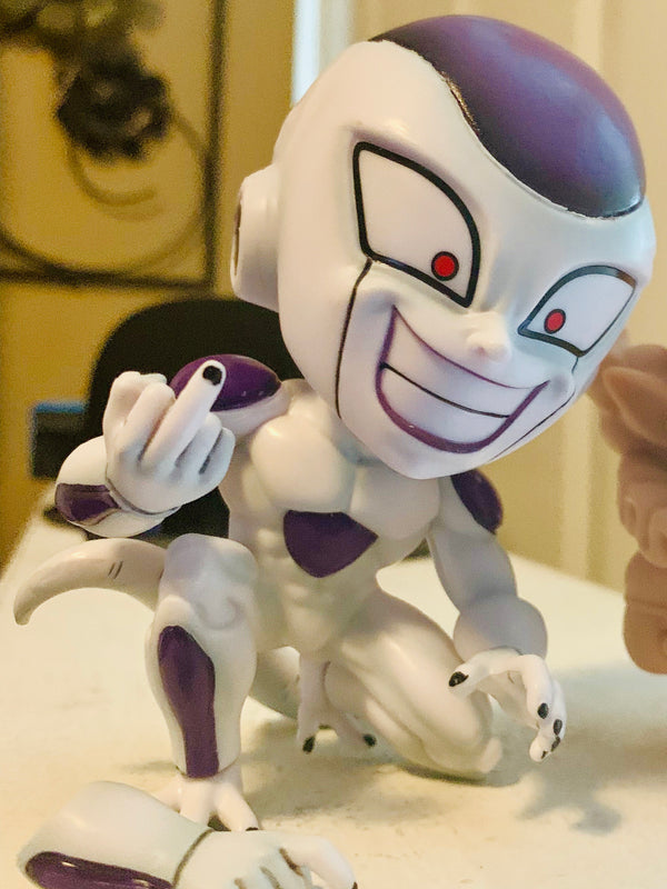 Dragon Ball Z Frieza Action Display Figure - RedGuardian Art & Toys