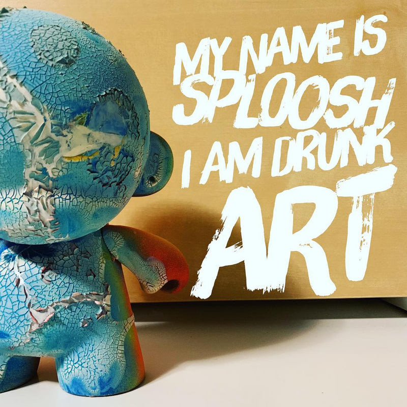 Sploosh : Drunk Art