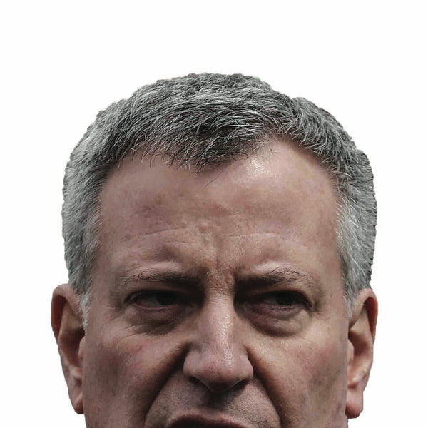 De Blasio is Watching Sticker