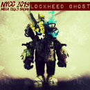 Quiccs Mega Teq63 Custom : Lockheed Ghost - RedGuardian Art & Toys
