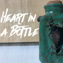 Heart in a Bottle - RedGuardian Art & Toys
