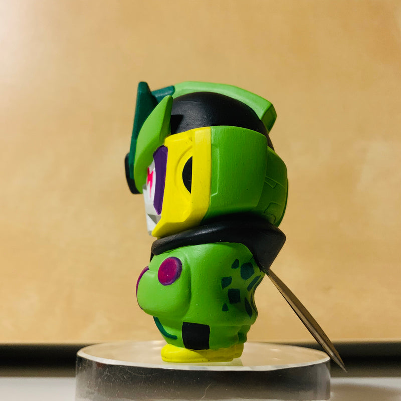 Perfect Cell X Nano TEQ63 - RedGuardian Art & Toys
