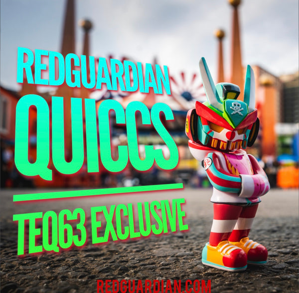RedGuardian TEQ63 by QUICCS x RedGuardian Exclusive